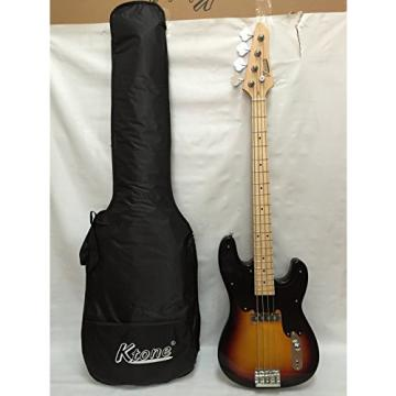 4 String Bass Guitar, Electric Bass, with Gig Bag