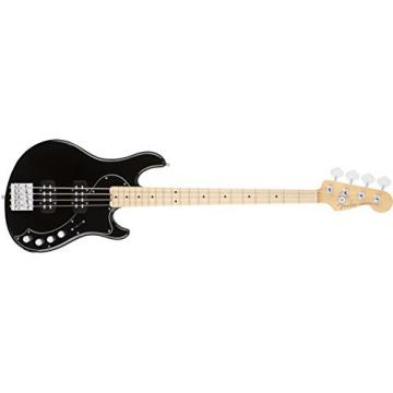 Fender American Elite  Dimension Bass IV - Black