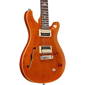 PRS SE Custom 22 Semi-hollow - Orange
