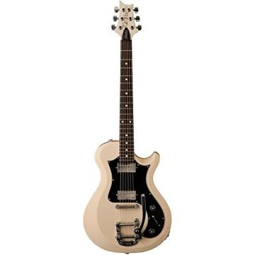 PRS STARLA-S2-AW S2 Starla Solid-Body Electric Guitar, Antique White, Dots
