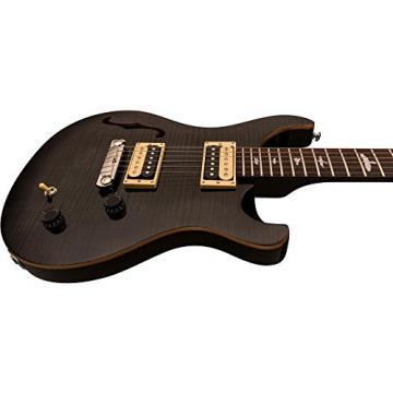 PRS SE Custom 22 Semi-Hollow - Gray Black