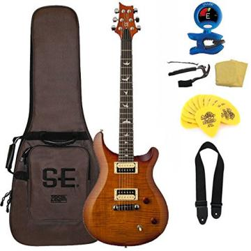 PRS CM2VS SE Custom 22 With Birds Inlays Vintage Sunburst, With Gig Bag and guitarVault Accessory Pack