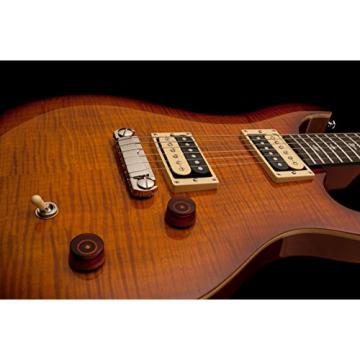 PRS CM2VS-KIT-1 SE Custom 22 Electric Guitar with ChromaCast Accessories, Vintage Sunburst