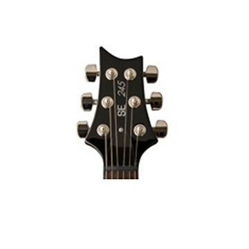 Paul Reed Smith Guitars 245STPT SE 245 Standard Electric Guitar, Platinum