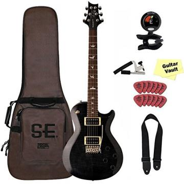 PRS SE Tremonti Custom, Gray Black, 2017, with Gig Bag