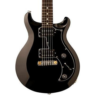 PRS MIRA-S2-BLK S2 Mira Solid-Body Electric Guitar, Black, Dots