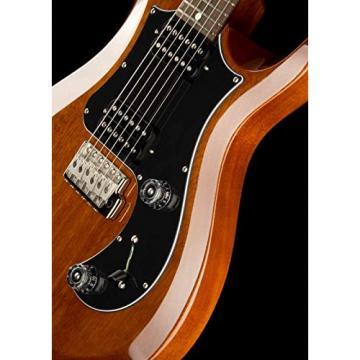 PRS S2 Standard 24 Electric Guitar, Sienna, D4TD04_SI