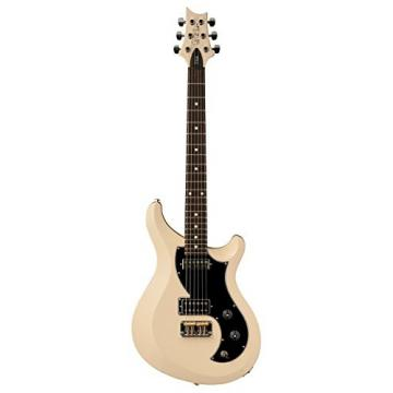 PRS S2 Vela V2PD05_AW-KIT-1 Electric Guitar with PRS Gig Bag & ChromaCast Accessories, Antique White