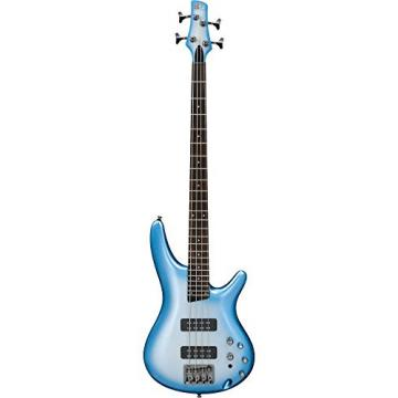Ibanez SR300E Electric Bass Guitar Seashore Metallic Burst