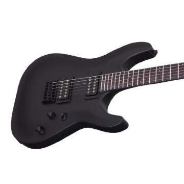 Schecter 401 Stealth C-1 SBK Electric Guitars