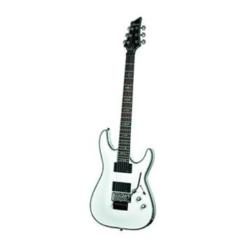 Schecter Guitar Research Hellraiser C-1 FR Electric Guitar - Gloss White
