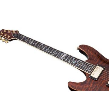 Schecter 241 C-1 Classic ANTQ Left Handed Electric Guitars