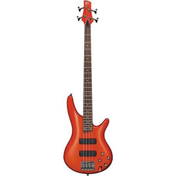 Ibanez SR300ROM Electric Bass Guitar, Roadster Orange Metallic