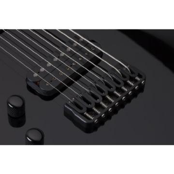 Schecter 2170 Blackjack Avenger-8 BLK Left Handed Electric Guitars