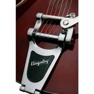 Schecter Corsair with Bigsby Electric Guitar (Gloss Walnut)