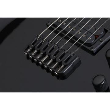 Schecter 2158 Blackjack Avenger-7 BLK Electric Guitars