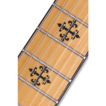 Schecter Jeff Loomis-7 7-String Electric Guitar (Vampyre Red Satin)