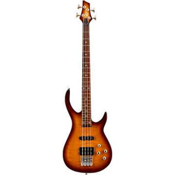Rogue LX400 Series III Pro Electric Bass Guitar Sunset Burst