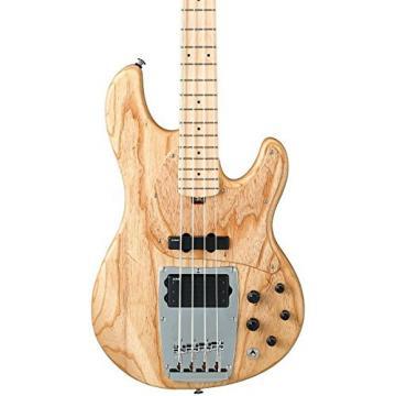 Ibanez Premium ATK810E 4-String Electric Bass Guitar Flat Natural