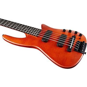 NS Designs NS CR5-BG-AMS Bass Guitar, Amber Satin