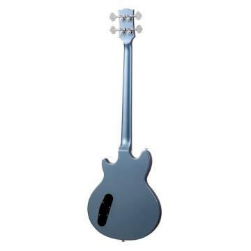 Gibson USA BAMSPBCH1 Midtown Signature Bass 2014 4-String Bass Guitar - Pelham Blue