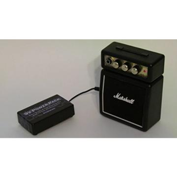 SwitchBlade Audio 9-Volt Guitar Effect Pedal Double Battery Pack - Lasts Twice as Long Plug-In 9VPP Power Supply