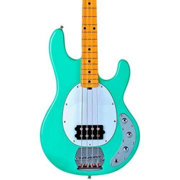 Sterling by Music Man S.U.B. Ray4 Electric Bass Guitar Mint Green
