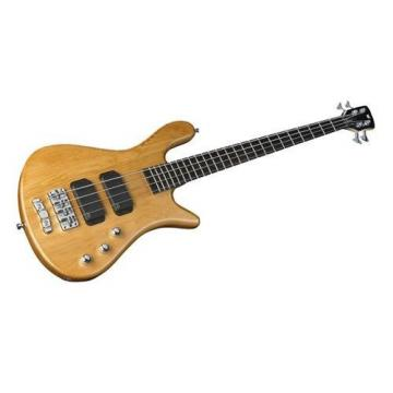 Warwick RockBass Streamer Standard 4-String Bass Guitar (Honey Violin)