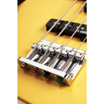 Schecter Model-T Electric Bass (Butterscotch)