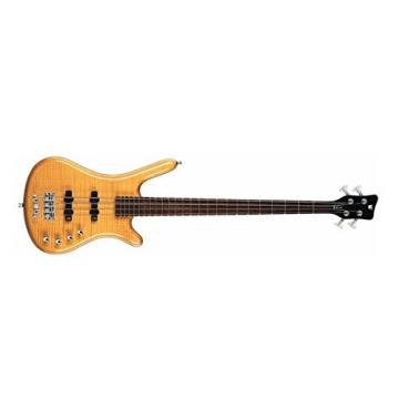 Warwick Rockbass Corvette Premium 4-String Electric Bass Guitar Natural