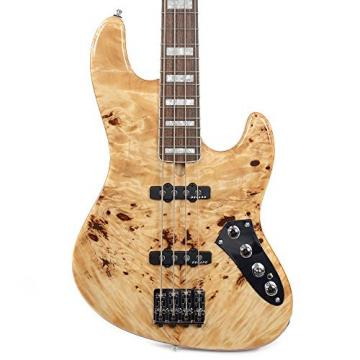 Mayones Jabba Custom 4-String Eye Poplar Top