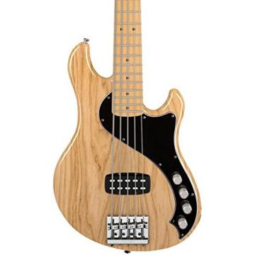Fender Deluxe Dimension Bass V, Natural