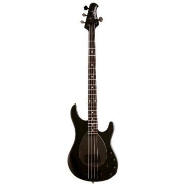 Ernie Ball Music Man Sterling 4 Bass, Matte Black
