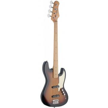"Stagg SBJ-50 SB Custom ""J"" Style Bass Guitar - Sunburst"