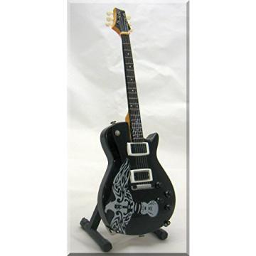 RICK SPRINGFIELD Miniature Guitar Replica
