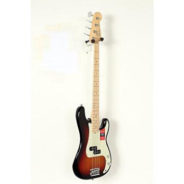 Fender American Professional Precision Bass Maple Fingerboard Level 2 3-Color Sunburst 190839087621