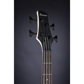 Ibanez SRKP4 with Korg Mini Kaoss Pad 2 Electric Bass Guitar Black