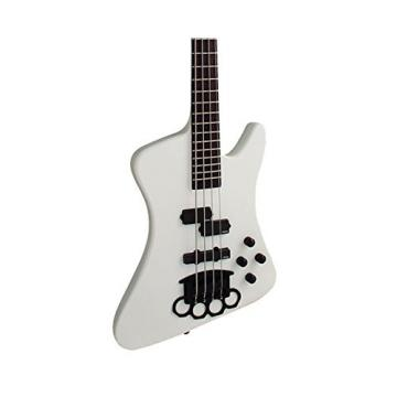 Spector KAEL4MWH CK-4 Chris Kael Solid White Matte Bass Guitar