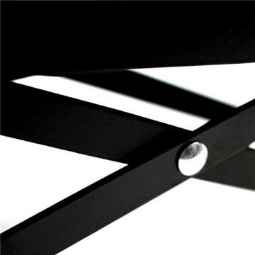 Zorvo Guitar Footstool Footrest Acoustic Adjustable Folding Portable