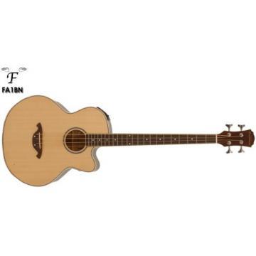 Freshman FA1BN Jumbo Electro Acoustic Bass Guitar