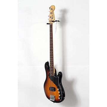 Squier Deluxe Dimension Bass IV Rosewood Fingerboard Electric Bass Guitar Level 3 3-Color Sunburst 888365987170