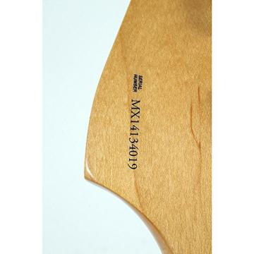 Fender Deluxe Active Jazz Bass V Okume Rosewood Fingerboard Electric Bass Guitar Level 2 Natural 888365977607