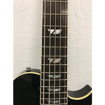 Fernandes Monterey 5 Deluxe Bass Guitar w/Set Neck - Black