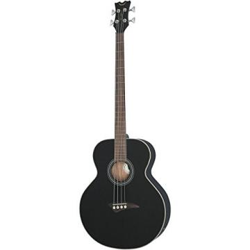 Dean EAB Fretless Acoustic-Electric Bass Classic Black
