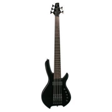 LightWave Saber Bass Hybrid 5-String Fretted, UltraBlack