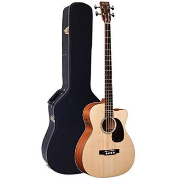 Martin BCPA4 Bass Guitar with Hard Case