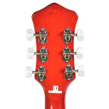 Hofner Ignition Series HI-459 Red