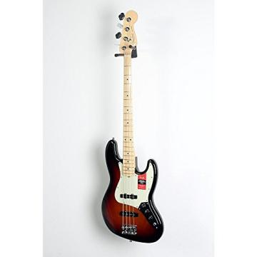 Fender American Professional Jazz Bass Maple Fingerboard Level 2 3-Color Sunburst 190839071361