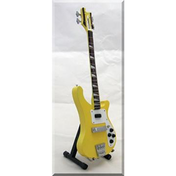 CHRIS SQUIRE Miniature Bass Rickenbacker YES