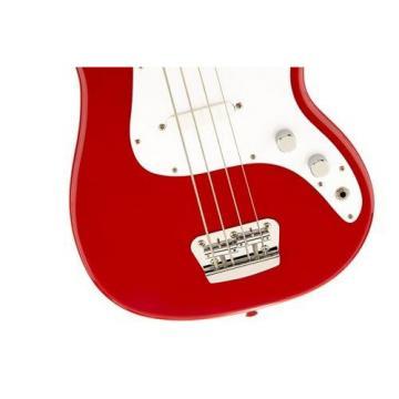 Squier Bronco Bass (Torino Red)